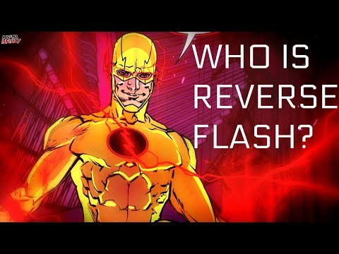 Who is Reverse Flash? Origin In DC Rebirth & History | The Flash #25 - Recap & Review