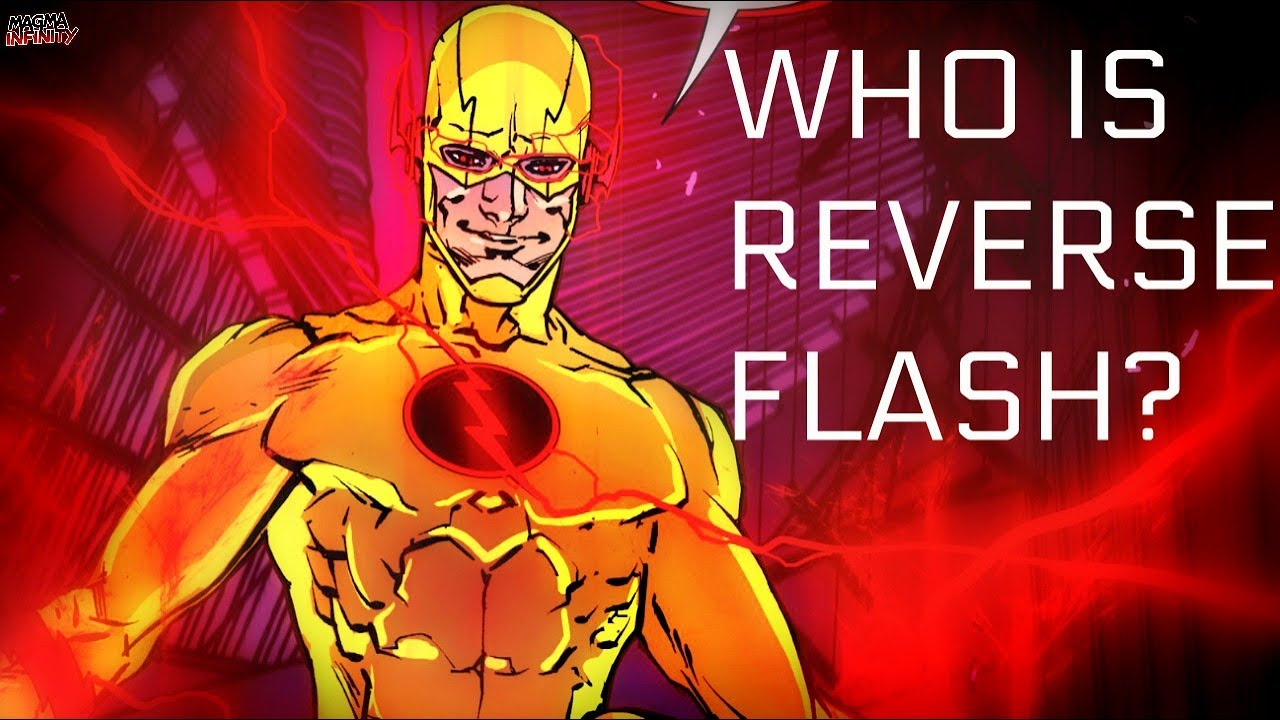 The flash season 2 recap and review the reverse flash returns - Who Is Reverse Flash Origin In Dc Rebirth History The Flash 25 Recap Review