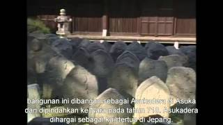 Japan Travel: Kuil Gangoji Kuil tertua di Jepang yang berasal dari zaman Asuka, Nara08