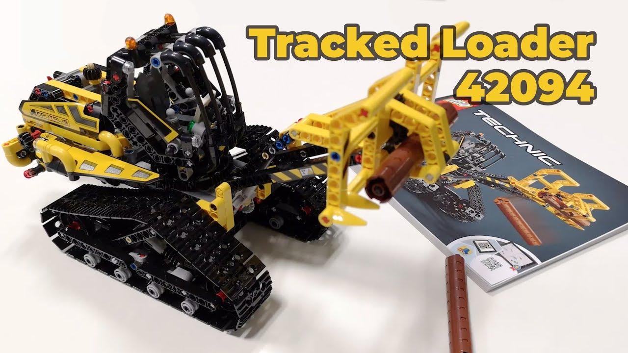 lego technic 42094 lego technic tracked loader lego. Black Bedroom Furniture Sets. Home Design Ideas
