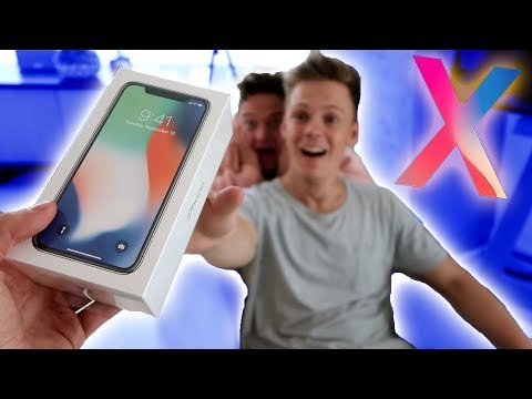 Thumbnail: SURPRISING MY ROOMMATE WITH AN IPHONE X