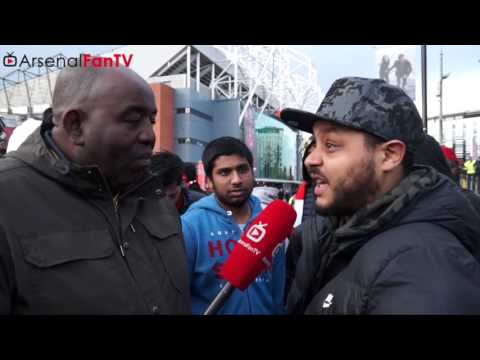Man Utd vs Arsenal 1-1 | Aaron Ramsey Is The Weak Link (Troopz Not Happy)