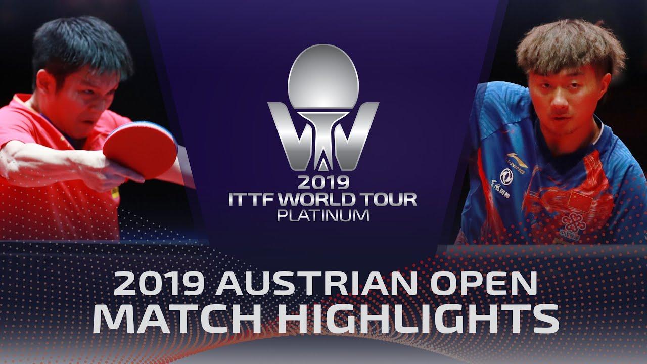 Download Fan Zhendong vs Zhao Zihao | 2019 ITTF Austrian Open Highlights (Final)