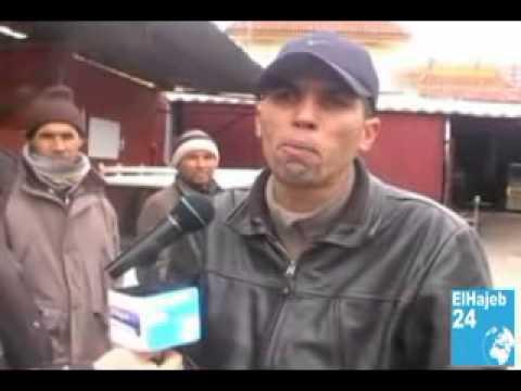 الحاجب 24: تقرير حول محطة سيارات الأجرة الصنف الثاني بالحاجب.