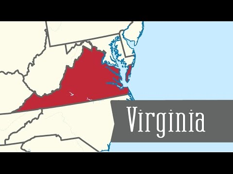 Two Minute Tour of Virginia: 50 States for Kids - FreeSchool