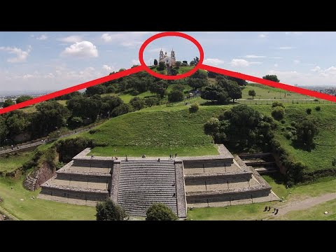 The World's Largest Pyramid it's hidden inside a Mountain