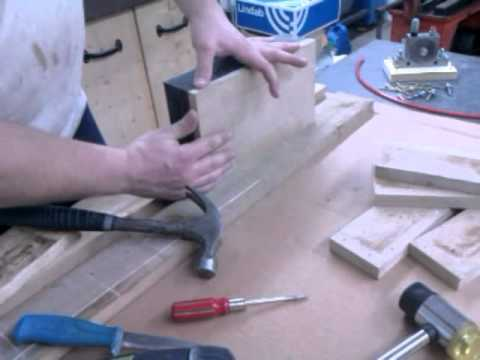 Epoxy Granite test mould 7