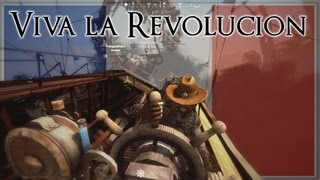 Guns of Icarus: Criken Leads the French Revolution