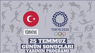 Tokyo 2020 Olimpiyat Oyunlarında 3. Gün| İlk Madal