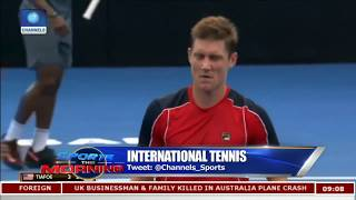 Andy Murray Withdraws From Brisbane Pt.2 |Sports This Morning|