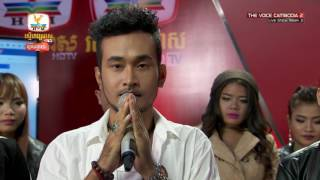 The Voice Cambodia - ចំណាប់អារម្មណ៍បេក្ខជន - Live Show 29 May 2016