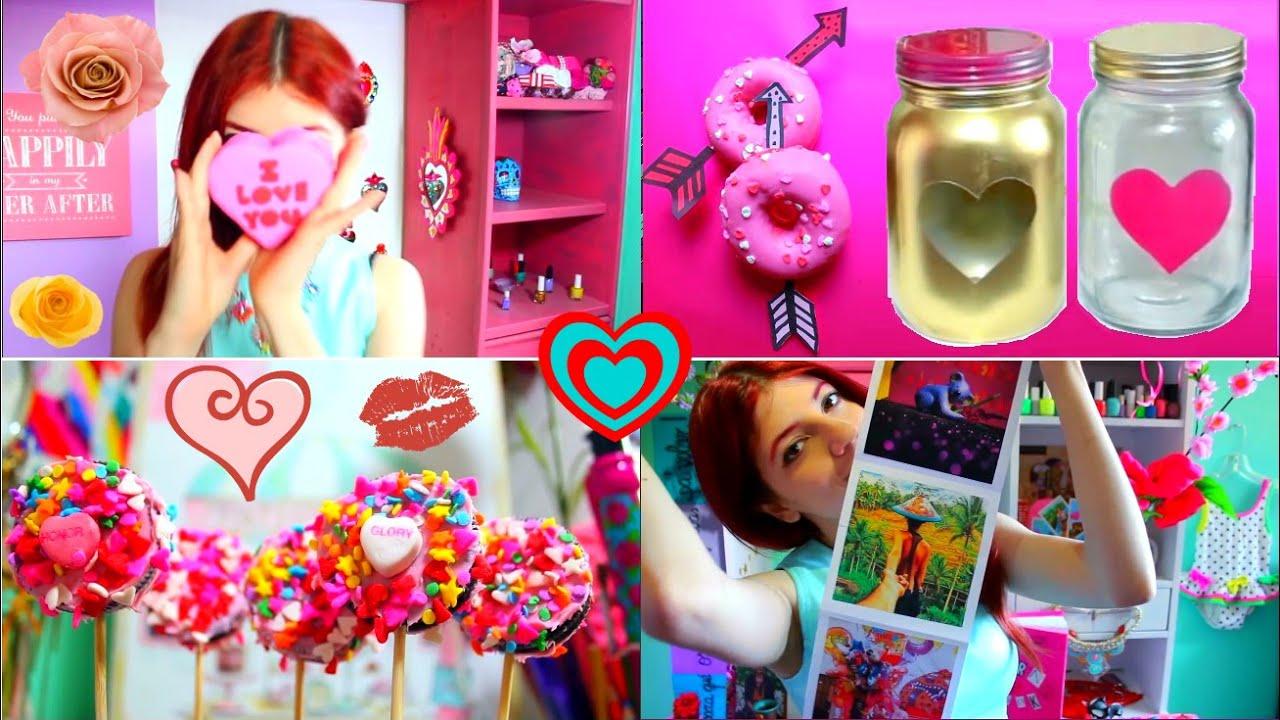 ideas para san valentin regalos para mi novio y amigas y fcil amelie mews youtube