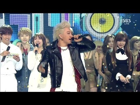 TAEYANG_1124_SBS Inkigayo_링가 링가(RINGA LINGA)__No.1 of the week