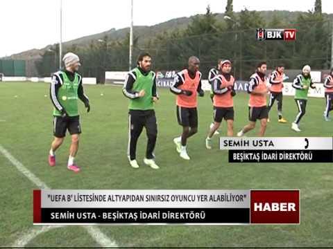 ATINÇ NUKAN UEFA B LİSTESİNDE YER ALDI