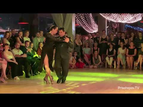 Brigita Rodriguez & Carlos Rodriguez, 2-3, Milonga Ideal 10.05.2019
