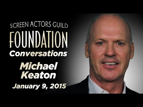 Conversations with Michael Keaton
