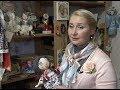 Поделки - Красноярска Анастасия Лычагина делает кукол из глины, шерсти и хлопка