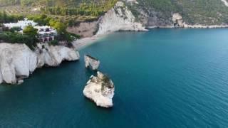 Mattinata Puglia   DJ  Phantom 4   4k video