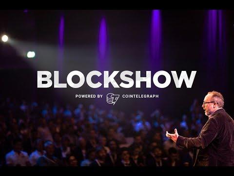 Blockchain Conference   BlockShow 2020