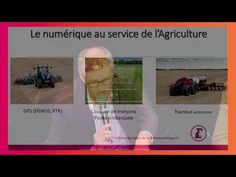 Agriculture connectée - L'innovation numérique au service de l'agriculture