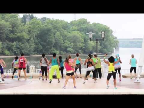 RezFIT Zumba Fitness - Sexy Ladies Remix