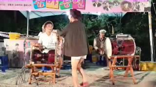 고하자(가수)의 무주공연 (1)~세월아 청춘아 외