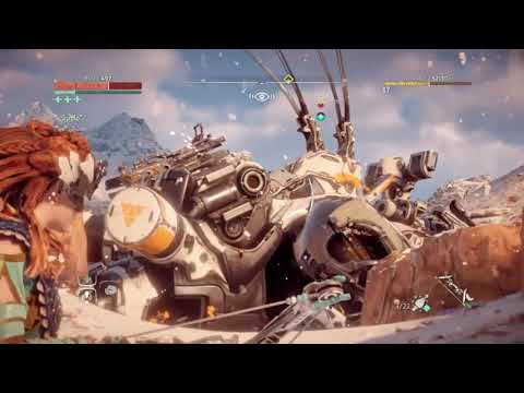 Horizon Zero Dawn: Complete Edition - Aloy VS Thandergu |