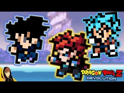 FUSIONS VS ULTRA INSTINCT!!!   Dragon Ball Devolution #12