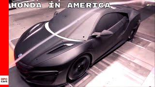History Of Honda In America