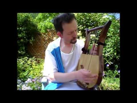 Orpheus Lyre: Lament For Solo Lyre in the Just Intonation of Antiquity (2 of 2)