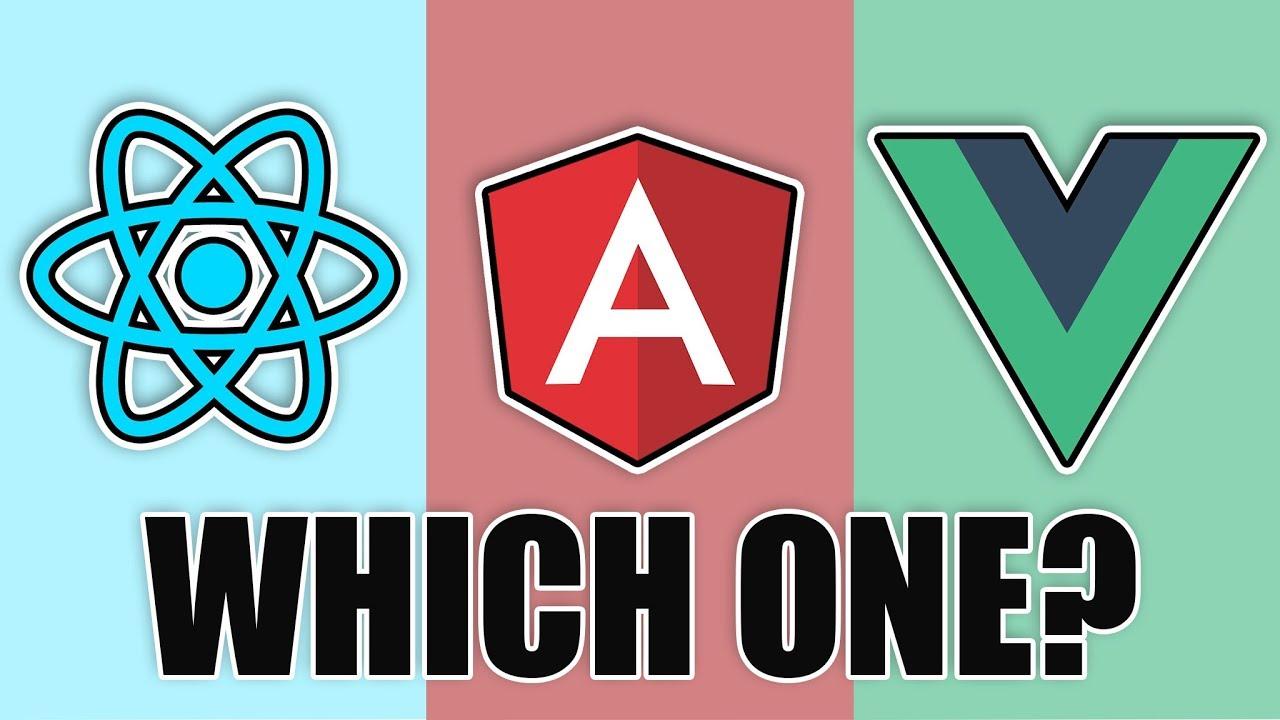 Angular vs React vs Vue - My Thoughts