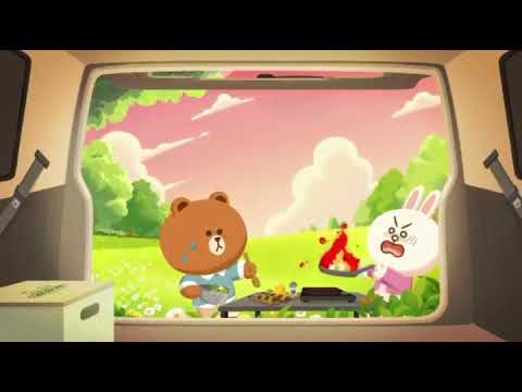 Brown Cony Love Tour 2021 #Brown #cony #linefriends