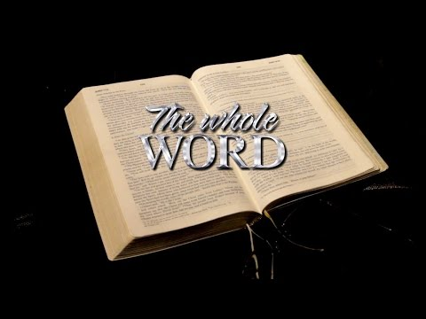 The Whole Word