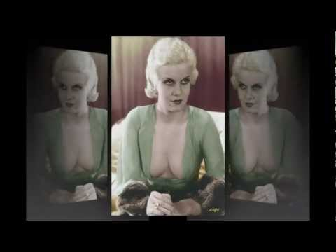 Jean Harlow: The Blonde Bombshell