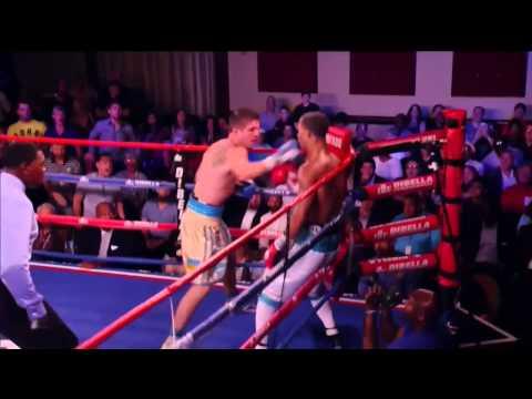 Ievgen Khytrov 8th Round TKO over Nick Brinson - SHOWTIME Boxing - 동영상
