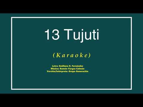 13 Tujuti karaoke