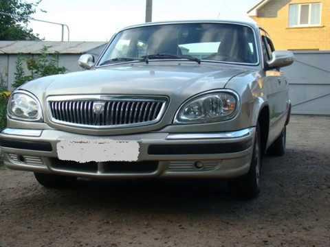 Кузовной ремонт Волга 31105