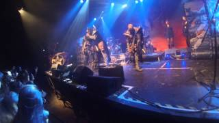 Lordi  Warsaw Gig 2015 - Monster Is My name !