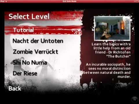 تحميل لعبه الزومبي zombies