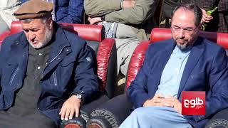 Rabbani Calls For Fundamental Reforms / هشدار صلاح الدین ربانی از نیامدن اصلاحات در حکومت