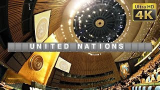 Inside United Nations UN Headquarter (4K) in New York thumbnail