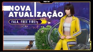 MODO REPLAY, BALANCEAMENTOS E NOVIDADES DA NOVA ATUALIZAÇÃO! | Fala, Free Fire! #9