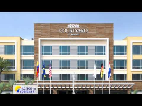Kòrsou tin Speransa 010: Courtyard Marriott