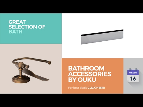 Bathroom Accessories By Ouku Great Selection Of Bath Products