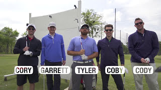 Dude Perfect Battle: Super Flop Shot Challenge by Callaway Golf