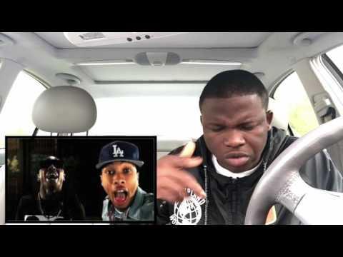 Tyga - ACT GHETTO Feat. Lil Wayne [New] REACTION!!
