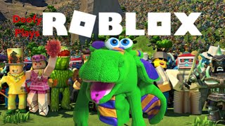 BM Movie: Doofy Plays Roblox!