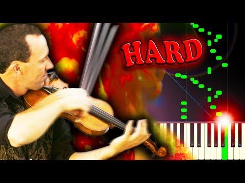 INSANE IRISH JIG - B MINOR by LEAHY - Piano Tutorial