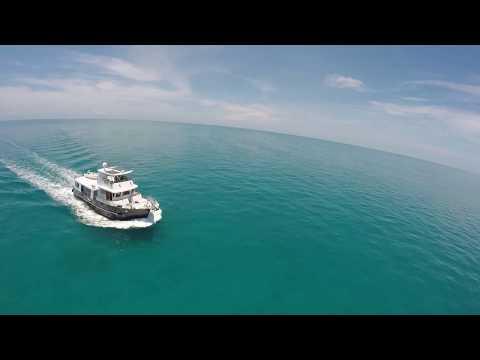 2006 Roberts 650 Trawler Yacht