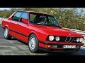 BMW-nin ilk M5-i - 3.5 motor 286 at gücü BMW M5 E28 parametrl?r/görünü?/salon